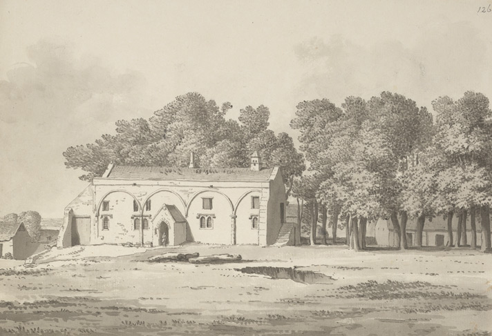 Greatham Hospital f.126